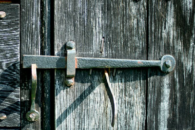 Latches for doors or gates