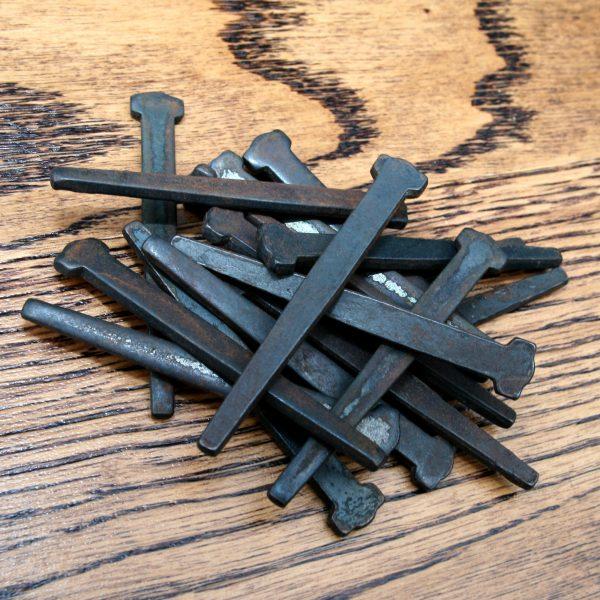 Clasp Nails 65mm Black x 20