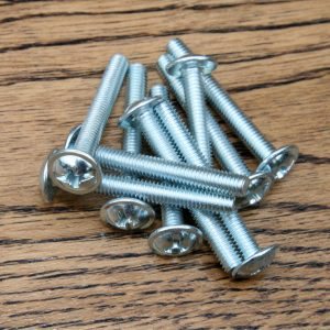 Furniture Knob Screws 30mm x 10