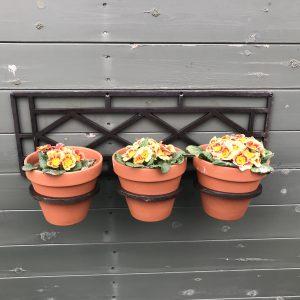 Cast Iron Plant Pot Holder