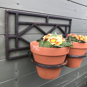 Cast Iron Plant Pot Holder