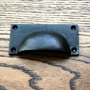 Square Cast Iron Cup Handle