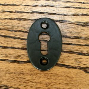Escutcheon Plate Oval