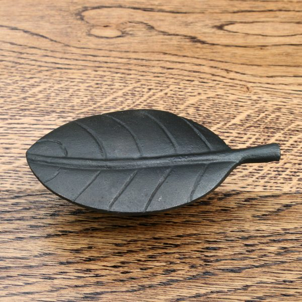 Cabinet Knob Leaf 92mm