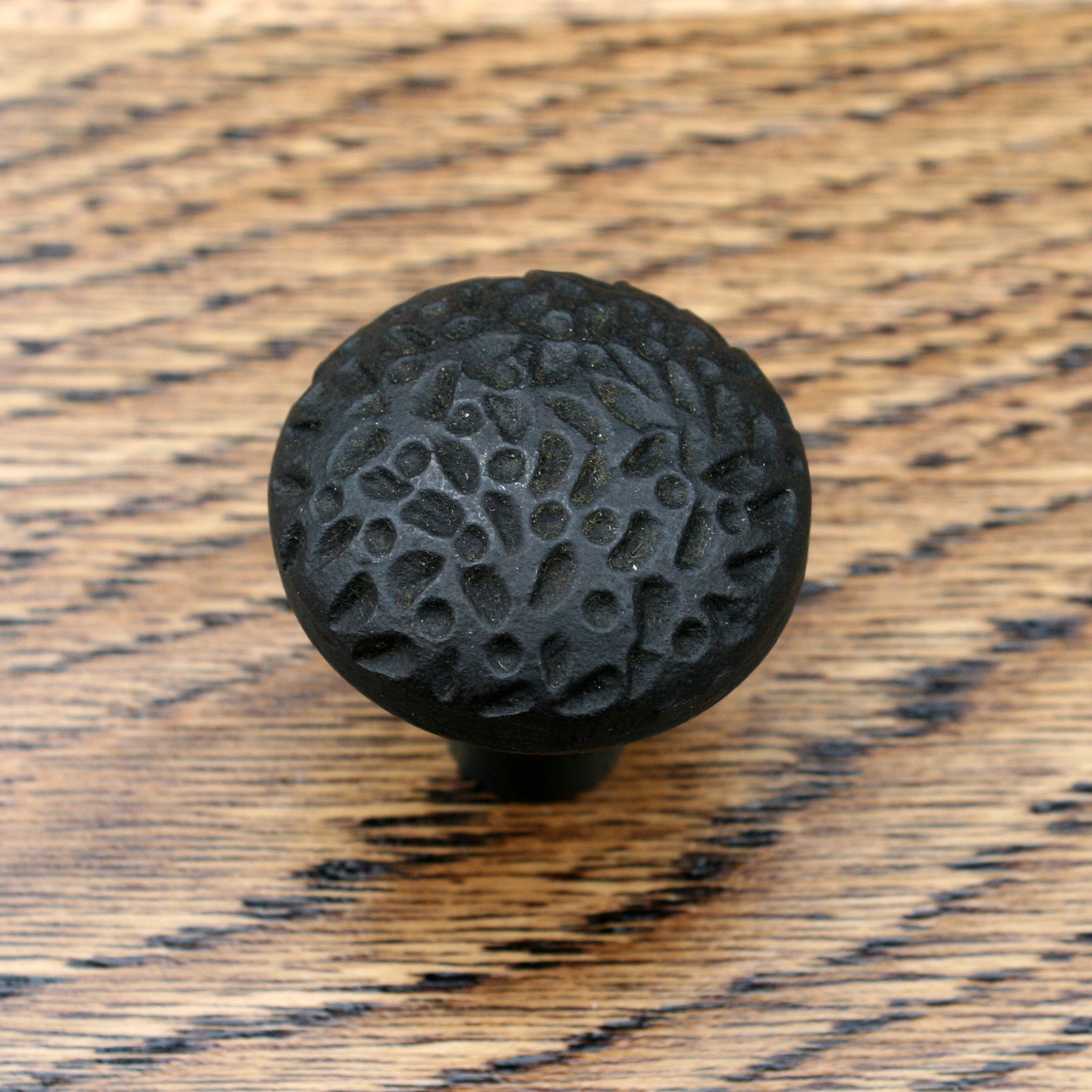 Cast Iron Cabinet Knob 31mm