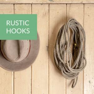 rustic hooks