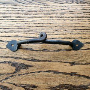 6 inch twist handle