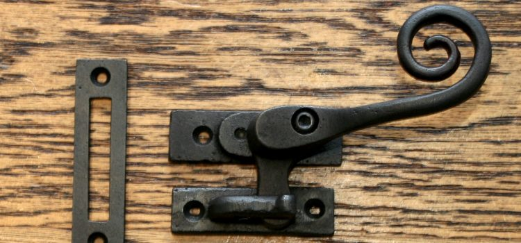 Window Latches for Timber Windows